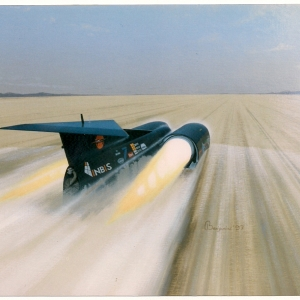 THRUST SSC 2