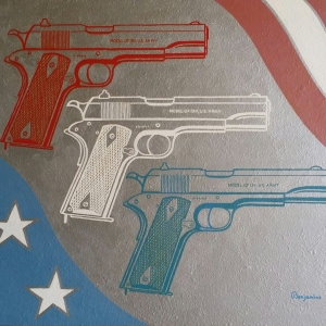 AMERICAN ICON GICLEE