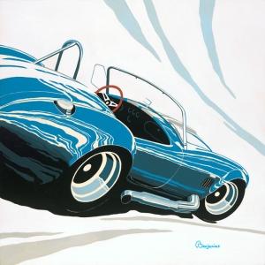 COBRA - BLUE