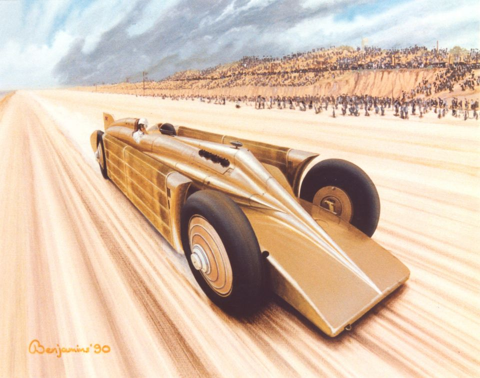 GOLDEN ARROW