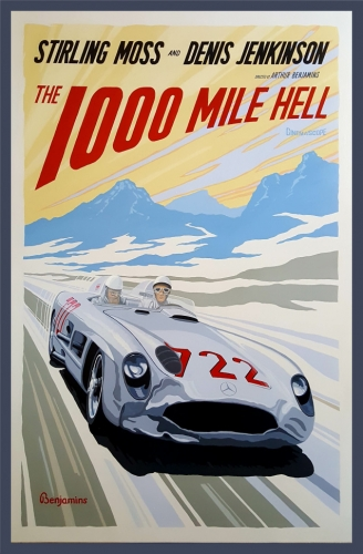 THE 1000 MILE HELL